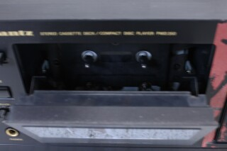 PMD 350 Cassette deck and Compact disk player RK4-X-5596 2