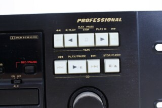 PMD 350 Cassette deck and Compact disk player RK4-X-5596 4