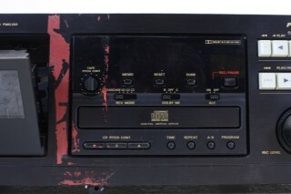 PMD 350 Cassette deck and Compact disk player RK4-X-5596 5