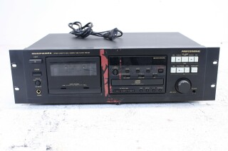 PMD 350 Cassette deck and Compact disk player RK4-X-5596