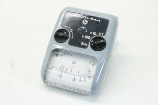 Very Small Pocket Ohm-capacity meter KAY B-1-13617-bv 1