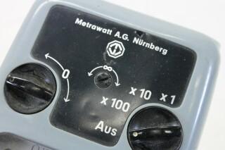 Very Small Pocket Ohm-capacity meter KAY B-1-13617-bv 2