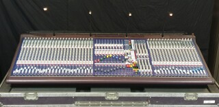 Heritage 1000 36 Mono 4 Stereo Analog Mixer With Automation HVR MIDAS-3467