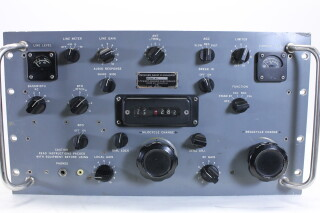 Military Receiver, Radio R-390A / URR (manufactured by Collins and Stewart Warner) HEN-OR-12-4718 NEW