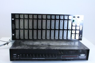 PP.1012P 12 Channel switcher With Flash Touch BS Witte kast-11945-BV 2