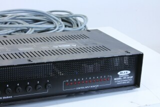 PP.1012P 12 Channel switcher With Flash Touch BS Witte kast-11945-BV 7