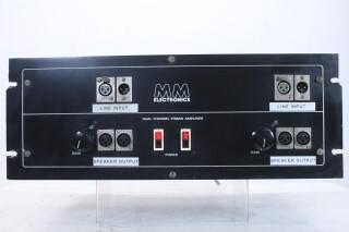 Dual Channel Power Amplifier EV-RK16-4864 NEW