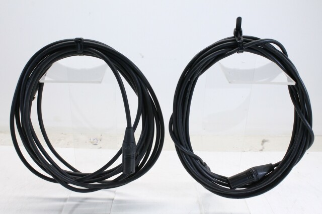 Cable lot with two XLR cables - Mogami 2552 And one Samson Low noise FS4-9583-x