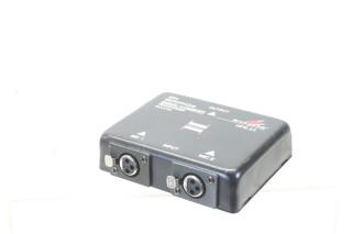 Monacor MPB-23 2 CH Microphone Signal Combiner DRK-FS3-4626 NEW