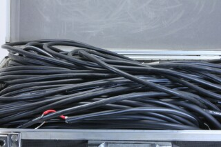 Suitcase Filed With PA Cables and Speaker Cables In Various Length BVH2 VLG-11803-BV 3