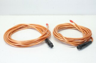 XLR to RCA Cable Lot - 2x Male XLR to RCA and 2x Female XLR to RCA KM-1-12512-vof 7