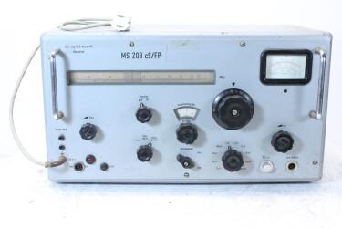 MS 203 cS/FP Measuring Transmitter HEN-ZV-20-6055 NEW
