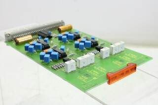 Albrecht MWA EA 52 3551A Card With Pegel Functions Like NEW KAY K16-14134-BV