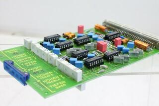 Albrecht MWA EW 52 3549B Card With Pegel Functions Like NEW KAY K16-14135-BV