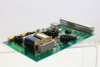 Albrecht MWA TW 50 B3548F Preamp Card With Transformers Like NEW (No.2) KAY K16-14131-BV