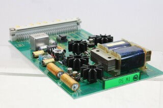 Albrecht MWA TW 50 B3548F Preamp Card With Transformers (No.1) KAY K16-14127-BV