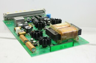 Albrecht MWA TW 50 B3548H Preamp Card With Transformers Like NEW KAY K16-14129-BV
