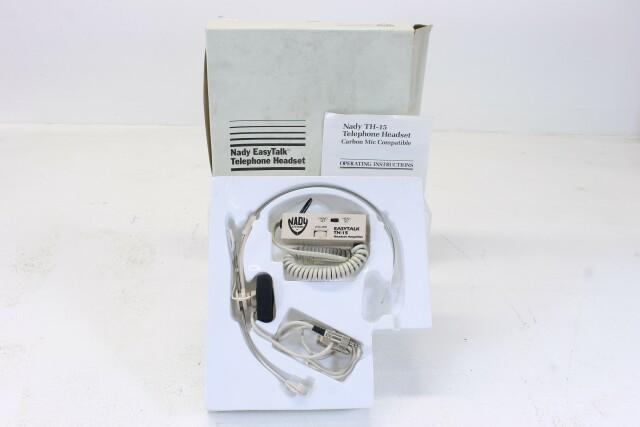 Easytalk - TH-15 Telephone Headset D-2115-VOF
