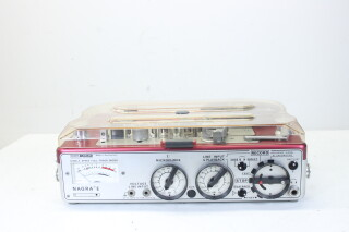 E Single Speed Full Track Mono Tape Recorder KAY OR 11-3522 New