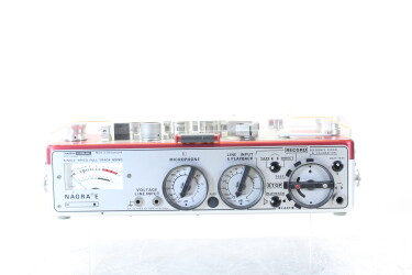 E -Single Speed Full Track Mono Recorder 1/4 Inch KAY-OR-11-6672 NEW-R