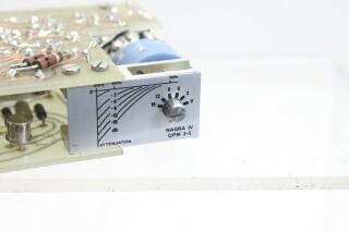 Nagra 4.2 QPM 3-5 Microphone Preamp Module (No.1) KAY E5-13788-BV