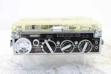 Nagra III 3 tape reel to reel recorder with XLR input ELD-ZV4-6491
