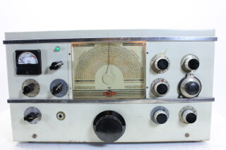 High Frequency Receiver Type NC-200 Tube Radio HEN-H-4785