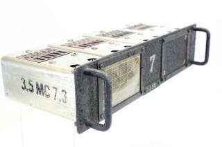 HRO-5 Coil Set 3.5 - 7.3 MC (no.2) HEN-H-4467 NEW