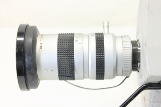 WV-3085E Portable Video Camera With Cannon Lens L-8334-x 3
