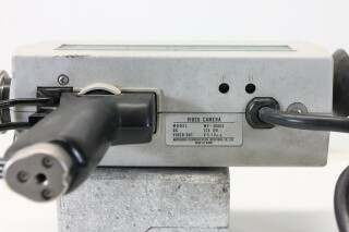 WV-3085E Portable Video Camera With Cannon Lens L-8334-x 5