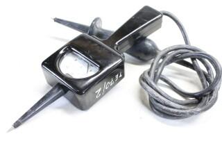 Electromagnetic Voltmeter 140V - 620V HEN-H-4501 NEW