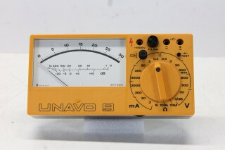 Unavo 9 Multimeter in Leather Case with Manual KAY B-10-13712-bv 3