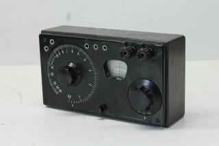 Wheatstone Bridge Vintage Resistance Meter (1942) KAY B-10-13717-bv