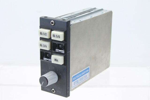 Neumann SK1 31001 Routing Module D-5-11265-z