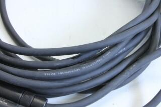 Klotz 6,3mm patch cable - length 3m - lot of 2 - With Neutrik NP3TB plugs (No.3) KM1-11113-z 3