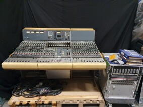 Vintage NEVE 5114 Series 24 Channel Console With Patchbay EV 4204 NEW