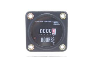 New Old Stock Model ED7212A2 Elapsed Time Indicator 5 Digit HEN-ZV-8-5828 NEW