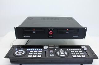 Dual DVD Player - DVD-01 HVR-RK7-3857 12