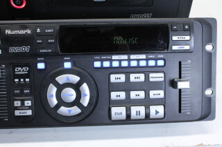 Dual DVD Player - DVD-01 HVR-RK7-3857 16