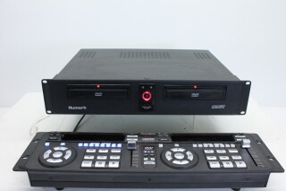 Dual DVD Player - DVD-01 HVR-RK7-3857