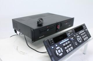 Dual DVD Player - DVD-01 HVR-RK7-3857 2