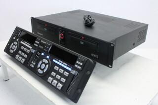 Dual DVD Player - DVD-01 HVR-RK7-3857 3