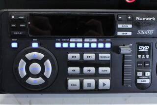 Dual DVD Player - DVD-01 HVR-RK7-3857 6