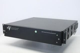 4000 Series Processing Equipment, 2x PS4002 PSU - 4x SD4150 AES Embedder BVH2 RK-3-12110-bv