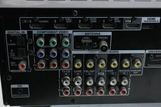 HT-R390 5.1 Channel Surround Sound Receiver EV M-14012-BV 6