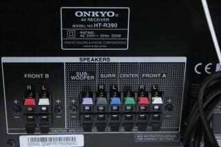 HT-R390 5.1 Channel Surround Sound Receiver EV M-14012-BV 7