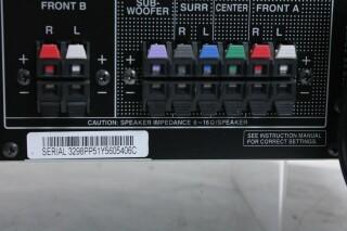 HT-R390 5.1 Channel Surround Sound Receiver EV M-14012-BV 8