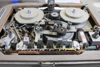 Opta Reel to Reel Tape Recorder in case HEN-J-4366 NEW 6