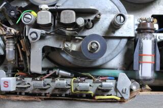 Opta Reel to Reel Tape Recorder in case HEN-J-4366 NEW 7