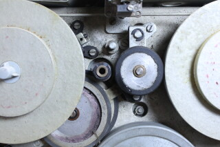 Opta Reel to Reel Tape Recorder in case HEN-J-4366 NEW 8